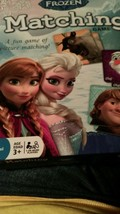 Disney's Frozen Matching / Memory Game - Includes 72 Picture Tiles! - $8.38