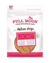 Full Moon All Natural Human Grade Dog Treats, Chicken Strips, 12.5 Ounce - $19.50