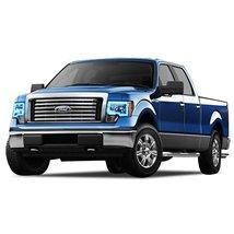FLASHTECH for Ford F-150 09-14 Blue Single Color LED Halo Ring Headlight Kit - $185.22