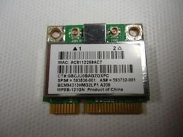 HP Pavilion Wireless N Card DV5T DV6 DV6T DV6Z DV7 DV7T -2000 -2100 -220... - $13.46