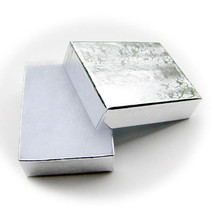 Jewelry Silver Gift Box  ON SALE 4 For $8.5.00 Free Shipping - €5,92 EUR