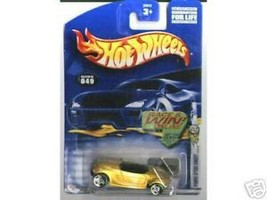 Hot Wheels 2002 FE Hyundi Spyder Concept 37/42 049 - $2.51