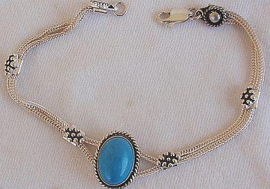 Turquoise bracelet 2