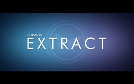 Extract by Jason Yu and SansMinds (DVD and Gimmick) Close-up Street New ... - $24.74