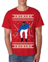 1800 Bling Men's Tee Shirt Ugly Christmas Sweater - $18.00