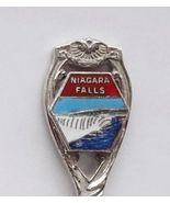 Collector Souvenir Spoon Canada Ontario Niagara... - $2.99