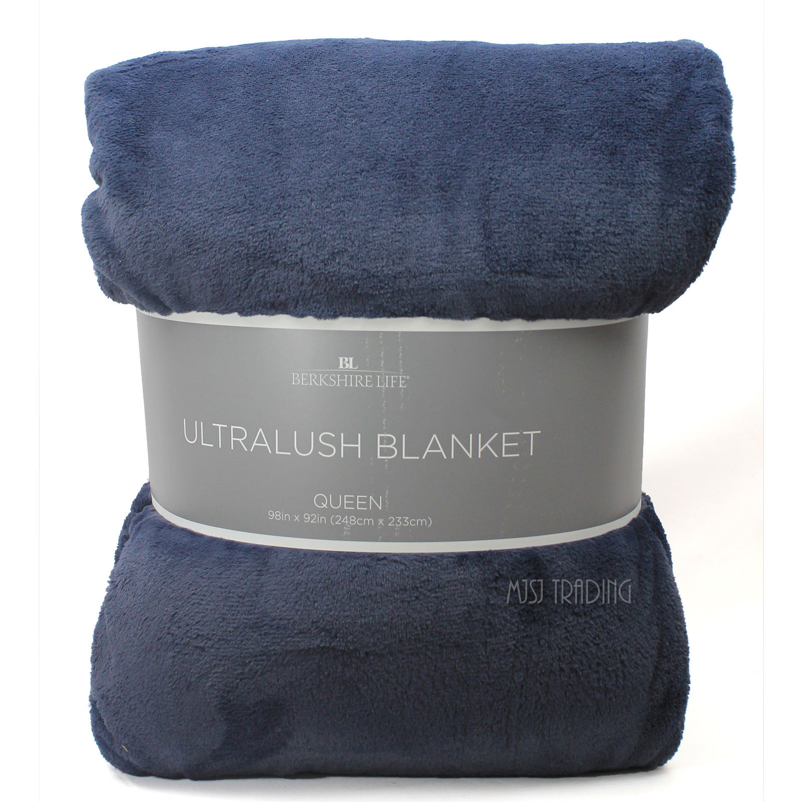 New Berkshire Life Ultralush Velvety Soft Plush Warmest