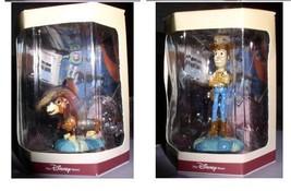 Woody Cowboy and Slinky dog  original box Disney  Toy Story miniature - $33.85