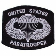 United States Paratrooper Military Patch - $7.91