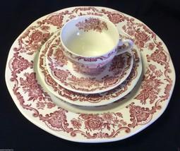VTG Royal Homes of Britain Enoch Wedgwood Tunst... - $74.25