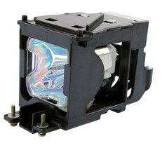 Panasonic ET-LAC75 ETLAC75 Lamp In Housing For Projector Model PTLC75U - $32.89