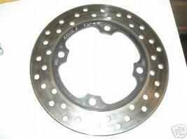 Kawasaki ZX600 '85-'87 rear brake rotor - $28.96