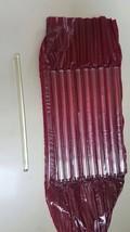 "10 Glass Stir Stirring Rod Bar Stirrer Mixer 8"" NEW - $7.49"
