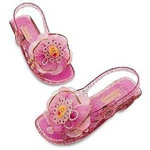 Disney Store Princess Sleeping Beauty Costume Slippers Shoes with Lights... - $442,00 MXN