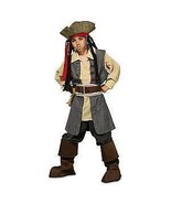 Disney Pirates of the Caribbean Jack Sparrow Costume - $59.00