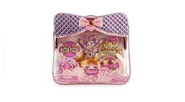 Disney Rapunzel Costume Accessory Set - Purse, Tiara, Hair Piece, Ring, ... - $24.49