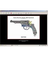 Swiss revolver Model 1912 explained - ebook - $7.95