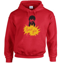 152 Soul Glo Hoodie hair coming 80s america murphy product new funny party retro - $30.00+