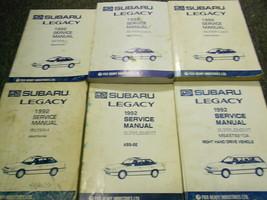 1992 Subaru Legacy Service Repair Shop Manual HUGE SET FACTORY OEM BOOKS... - $395.99