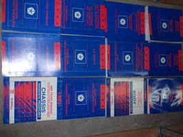 1993 Chrysler NEW YORKER Service Repair Manual Set OEM W DIAGNOSTICS BOOKS - $148.45