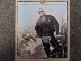 1994 Harley Davidson Motorclothes Catalog Supplement FACTORY OEM BOOK 94 - $17.77