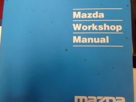 1995 Mazda Mpv Van Service Repair Shop Workshop Manual Factory Oem Book 95 X - $44.51