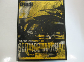 1999 2000 Buell Cycolne M2 Service Repair Shop Manual FACTORY OEM NEW - $108.90