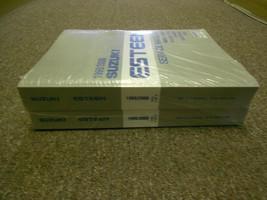 1999 2000 SUZUKI ESTEEM  Service Shop Repair Manual SET DEALERSHIP 2 VOL... - $297.00