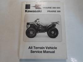 1999 Kawasaki Prairie 300 4x4 Prairie 300 ATV Service Manual Supplement NEW - $138.55