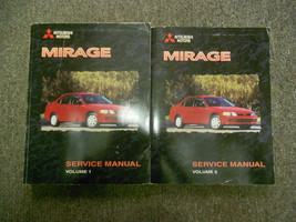 1999 MITSUBISHI Mirage Service Repair Shop Manual SET FACTORY OEM BOOK 9... - $168.25