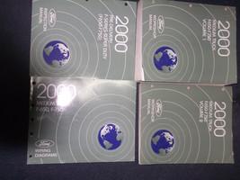 2000 Ford F-650 750 Medium Truck Service Shop Repair Manual Set FACTORY ... - $168.25