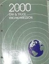 2000 FORD LINCOLN MERCURY ENGINE EMISSIONS FACTS Book Summary Manual OEM... - $33.61