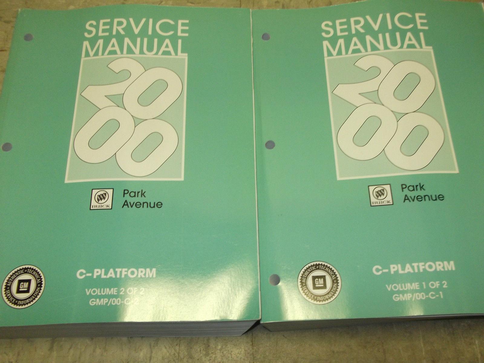 2000 buick park avenue service repair shop and 41 similar items rh bonanza com 2000 Buick LeSabre Interior 2000 buick lesabre service manual pdf