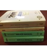 2001 BUICK PARK AVENUE Service Repair Shop Manual Set W UNIT Repair Manu... - $396.09