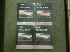 2001 MITSUBISHI Galant Service Repair Shop Manual FACTORY OEM SET BOOK x... - $207.85