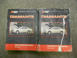 2001 MITSUBISHI Diamante Service Repair Shop Manual FACTORY OEM BOOK 01 ... - $168.30