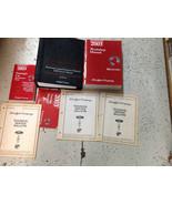 2003 Ford Mustang Gt Cobra Mach Service Shop Repair Manual Set W PCED BU... - $376.15