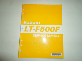 2003 Suzuki Lt F500 F Service Repair Shop Manual Lt F500 F K3 Factory Oem Book 03 - $49.49