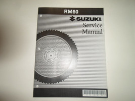 2003 Suzuki Rm60 Service Repair Shop Manual Factory Oem Book 03 2 Nd Edition - $29.65