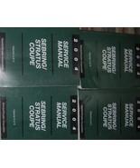2004 CHRYSLER SEBRING DODGE STRATUS COUPE Service Repair Shop Manual Set... - $98.99