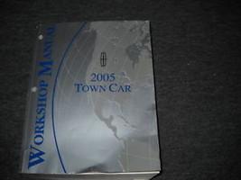 2005 Ford Lincoln Town Car Service Shop Repair Workshop Manual OEM Book ... - $198.00
