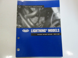 2006 Buell Lightning Models Parts Catalog Manual FACTORY OEM BOOK BRAND NEW - $102.29