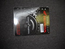 2005 2006 Honda Trx500 Fe/Fm Fourtrax Service Shop Repair Manual Oem Factory New - $98.99