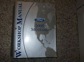 2005 FORD MUSTANG Gt Cobra Mach Service Shop Repair Manual BRAND NEW BOOK - $206.91