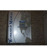 2005 FORD MUSTANG Gt Cobra Mach Service Shop Repair Manual BRAND NEW BOOK - $206.91