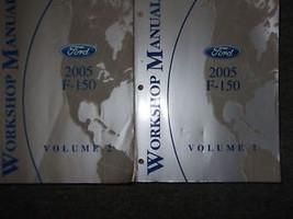 2005 Ford F-150 F150 Truck Service Shop Repair Workshop Manual SET BRAND... - $217.80