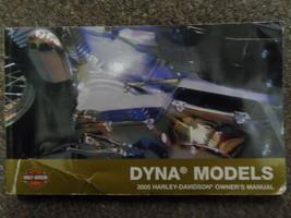 2005 Harley Davidson Dyna Owners Manual Factory Dealership Oem Book X - $64.35