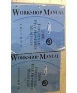 2006 FORD FREESTYLE FIVE HUNDRED 500 MONTEGO Service Shop Manual 2 VOLUM... - $79.20