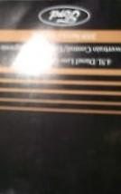2009 FORD 4.5L DIESEL LOW CAB FORW Powertrain Control Emission Diagnosis... - $8.01