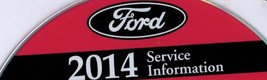 2014 Ford Explorer Police Interceptor Service Shop Repair Manual ON CD N... - $277.15
